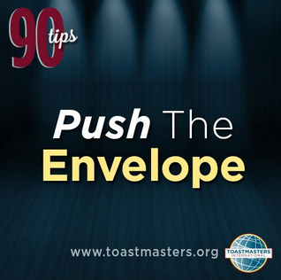 Have you pushed an envelope lately? How about pulled one?