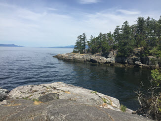 Secret Cove Sunshine Coast B.C.
