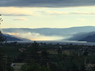 Smokanagan 2018: Smoke on the Water, Fire in the Hills