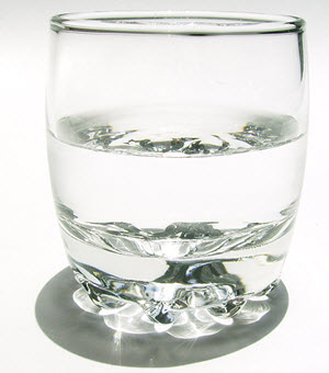 How many sets of kidneys has your glass of water filtered through.