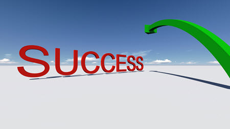 How would you describe success?
